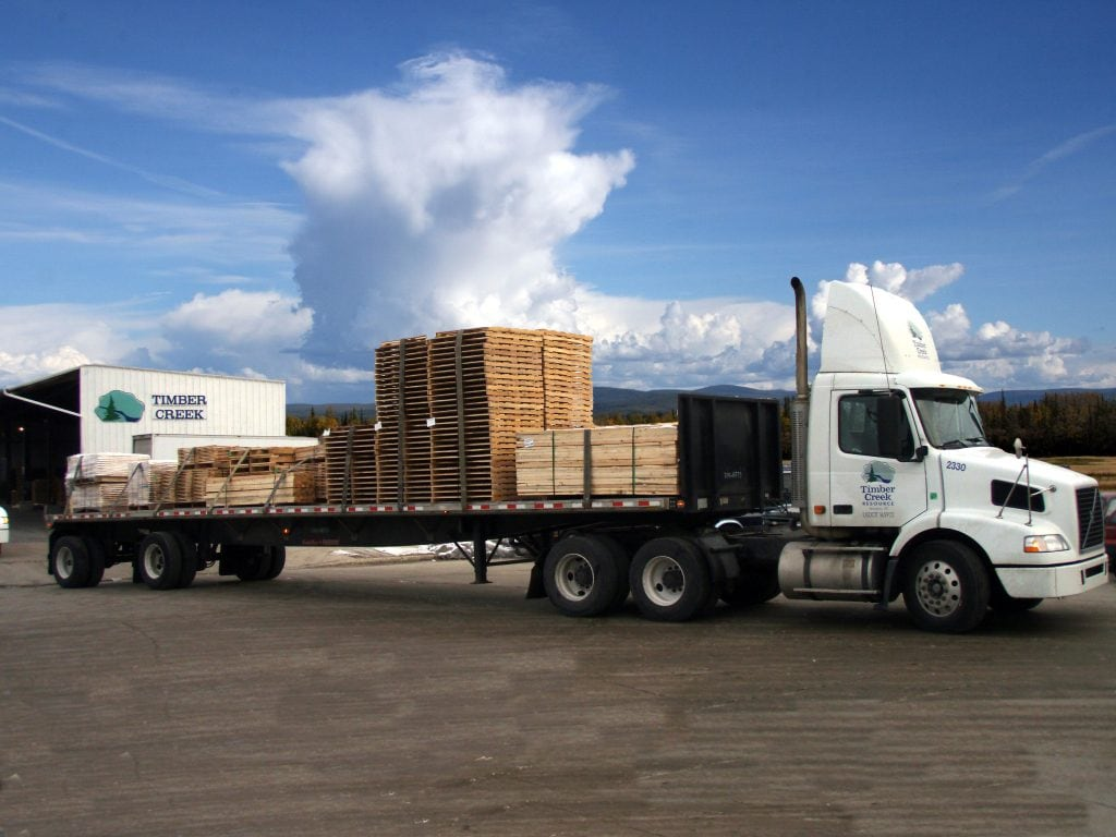 Wood Packaging Logistics